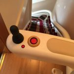 single rail curved stairlift