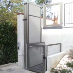 Opal Vertical platform wheelchair lift