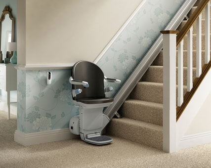 Twin Rail Curved Stair Lifts