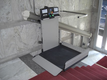 X3 Wheelchair Platform Lift